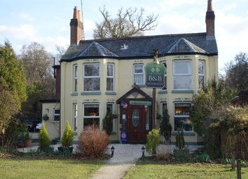 Thumbnail Commercial property for sale in Twin Oaks Guest House, Southampton