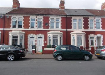 Thumbnail 3 bedroom terraced house for sale in Ferndale Street, Grangetown, Cardiff