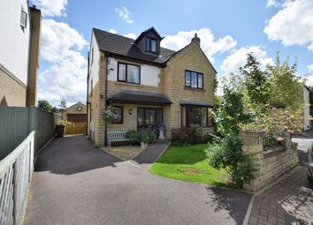Thumbnail 5 bed detached house for sale in Ashwood Heights, Middlestown, Wakefield, West Yorkshire