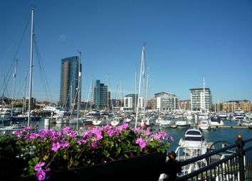 Thumbnail 2 bedroom flat to rent in Ocean Way, Ocean Village, Southampton