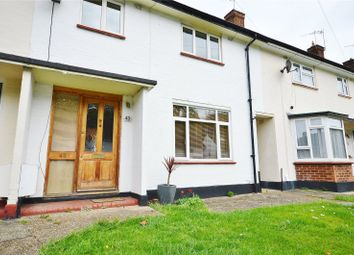 Thumbnail 3 bed terraced house to rent in Valley Rise, Watford, Hertfordshire