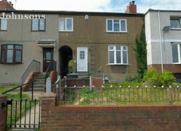 Thumbnail 3 bed terraced house for sale in Instone Terrace, Askern, Doncaster.