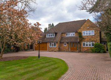 Thumbnail 5 bed detached house for sale in Dukes Wood Drive, Gerrards Cross, Buckinghamshire