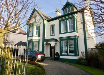 Thumbnail 6 bed detached house for sale in The Mount, Camp Road, Maryport, Cumbria