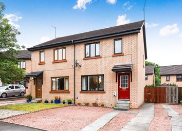 Thumbnail 3 bed semi-detached house for sale in The Moorings, Paisley