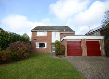 Thumbnail 4 bed detached house to rent in Camberry Close, Basingstoke
