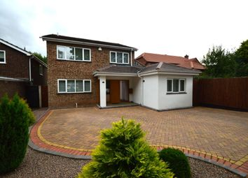 Thumbnail 5 bed detached house for sale in Orchard Rise, Droitwich