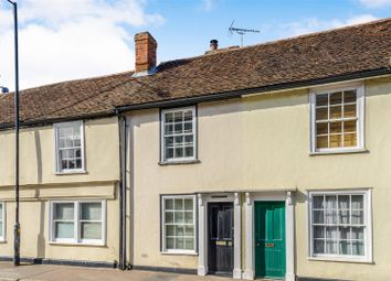 Thumbnail 2 bed terraced house for sale in High Street, Kelvedon, Colchester
