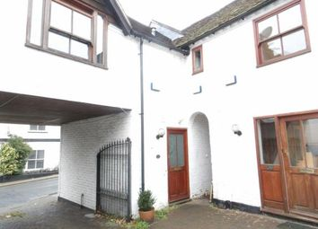 Thumbnail 1 bedroom terraced house for sale in Cow Lane, Castle Street, Portchester, Fareham
