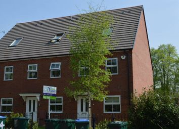 Thumbnail 3 bed terraced house to rent in Bennetts Road, Keresley, Coventry
