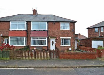 Thumbnail 2 bed flat for sale in Bardolph Road, North Shields