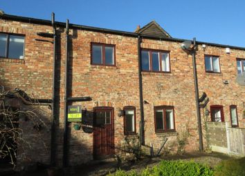 Thumbnail 3 bed town house to rent in The Poplars, Newton On Ouse, York