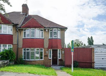 Thumbnail 4 bed property to rent in Basing Hill, Wembley