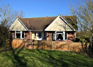 Thumbnail 3 bed detached bungalow for sale in Castle Meadow, Sible Hedingham, Halstead