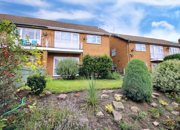 Thumbnail 2 bed maisonette for sale in Redgates Court, Calverton, Nottingham