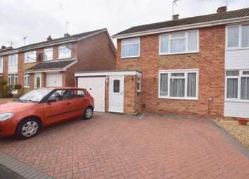 Thumbnail 3 bed semi-detached house for sale in Bramber Close, Bletchley, Milton Keynes