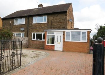 Thumbnail 2 bed semi-detached house for sale in Owlcotes Road, Pudsey