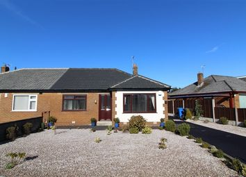 Thumbnail 2 bed bungalow for sale in Pine Grove, Preston