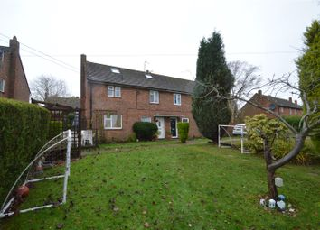 Thumbnail 3 bed semi-detached house for sale in Wartling Drive, Bexhill-On-Sea