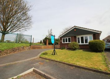 Thumbnail 3 bed detached bungalow for sale in Regency Close, Talke Pits, Stoke-On-Trent