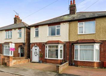 Thumbnail 3 bed semi-detached house for sale in Geralds Avenue, Ipswich