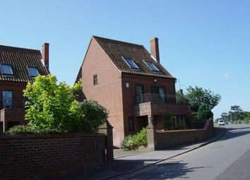 Thumbnail 4 bed detached house for sale in Golf Course Road, Old Hunstanton, Hunstanton