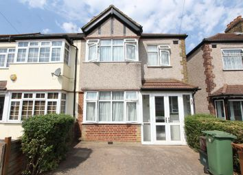 Thumbnail 3 bed end terrace house for sale in Matlock Crescent, North Cheam, Sutton