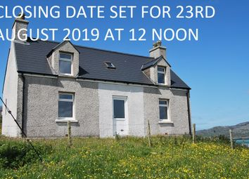 Thumbnail 2 bedroom detached house for sale in Isle Of Eriskay, Western Isles
