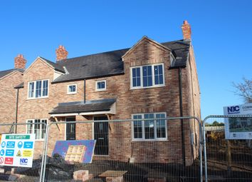 Thumbnail 3 bedroom semi-detached house for sale in School Road, Marshland St. James, Wisbech