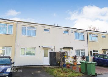 Thumbnail 3 bed terraced house to rent in Tyrill, Stantonbury, Milton Keynes