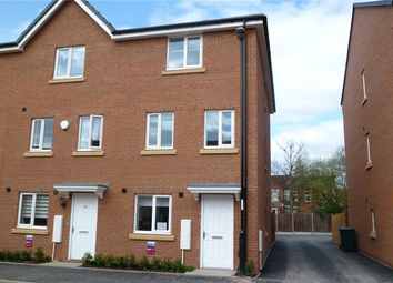 Thumbnail 4 bedroom end terrace house to rent in Signals Drive, New Stoke Village, Coventry