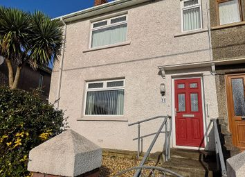 Thumbnail 2 bed semi-detached house to rent in Cwmclais Road, Cwmavon, Port Talbot, Neath Port Talbot.
