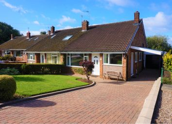 Thumbnail 3 bed semi-detached bungalow for sale in Calder Close, Derby