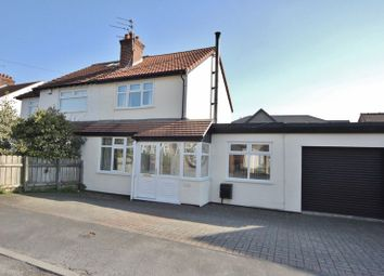 Thumbnail 3 bedroom semi-detached house for sale in Downham Drive, Heswall, Wirral