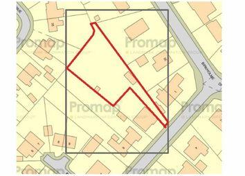 Thumbnail Land for sale in Golborn Avenue, Meir Heath, Stoke-On-Trent