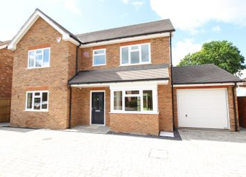 Thumbnail 4 bed detached house for sale in Woods Road, Caversham, Reading