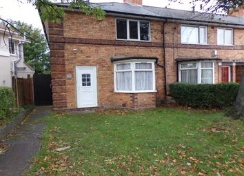 Thumbnail 3 bed property to rent in Shirley Road, Acocks Green
