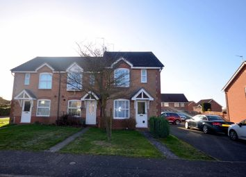 Thumbnail 2 bed terraced house for sale in Bressingham Gardens, East Hunsbury, Northampton