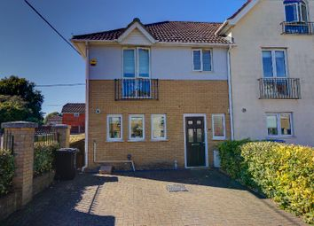 Thumbnail 3 bed end terrace house for sale in Pursey Close, West Kingsdown, Sevenoaks