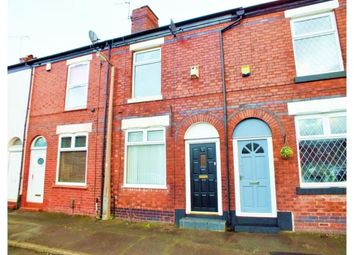 Thumbnail 3 bed terraced house to rent in Russell Street, Stockport