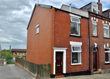 Thumbnail 2 bedroom end terrace house for sale in Sand Street, Stalybridge