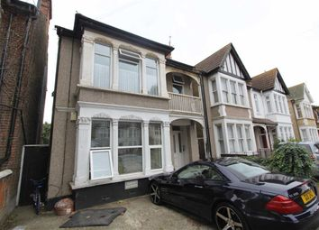 Thumbnail 1 bed flat to rent in Kilworth Avenue, Southend-On-Sea