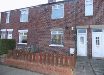 Thumbnail 1 bed flat to rent in Seaton Avenue, Bedlington