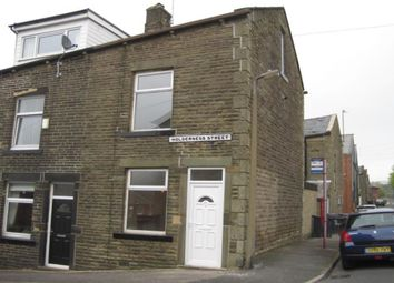 Thumbnail 3 bed terraced house to rent in Holderness Street, Todmorden