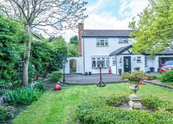 Thumbnail 3 bed detached house for sale in Lakeside Cottage, Newtown, Great Wyrley