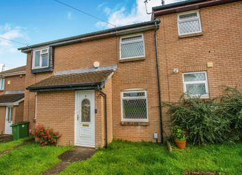 Thumbnail 2 bed terraced house for sale in Nant Y Plac, Michaelston-Super-Ely, Cardiff