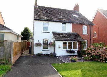 Thumbnail 3 bed semi-detached house for sale in Dorchester Road, Upton, Poole