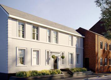 Wharf Street, Warwick CV34. 2 bed flat for sale
