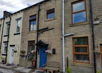 Thumbnail 3 bed terraced house for sale in Turf Terrace, Littleborough