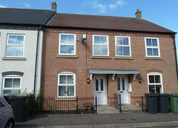 Thumbnail 2 bed terraced house for sale in Hornbeam Close, Camp Hill, Nuneaton